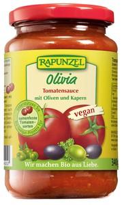 RAPUNZEL  トマトソース オリビア オーガニック/トマト/ビーガン/オリーブ