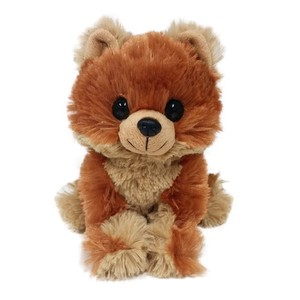Premium Puppy Pomeranian  (Plush dog / Stuffed Toy)