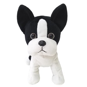 Premium Puppy Boston Terrier  (Plush dog / Stuffed Toy)