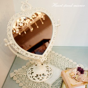 Heart Stand Alone Mirror
