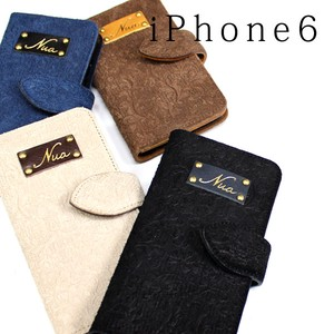 Notebook Type Case Maid Japan Genuine Leather 4 Colors