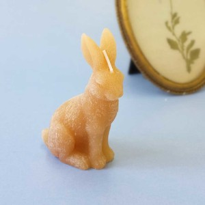 Candle Rabbit Candle Ornament