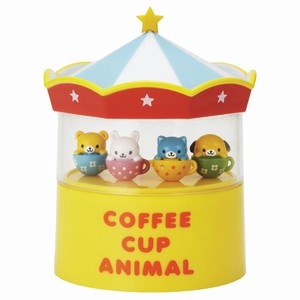 Bento (Lunch Box) Product Pick Case Animal Coffee Cup