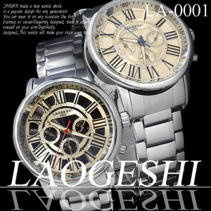 Wrist Watch Automatic Metal Band
