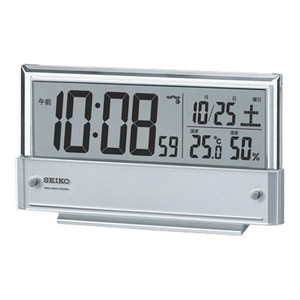 Clock Watch Digital Clock/Watch SEIKO Interior Atomic Clock