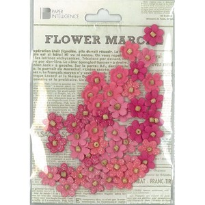 Micro Flower Accessories Hot Pink