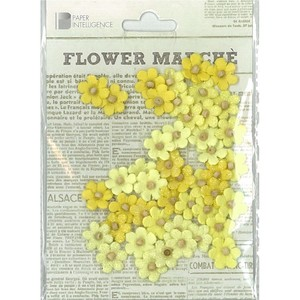 Micro Flower Accessories Yellow