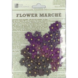 Micro Flower Accessories Lavender