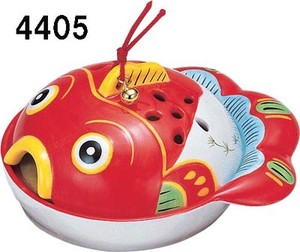 Ornament Interior Goldfish Mosquito Coil Stand