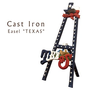 Cast Iron Easel Iron