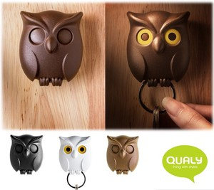 Owl Night Owl Key Ring