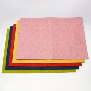 Four Seazon Colors Place Mat Table Fabric