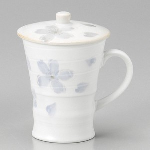 Attached Mug Kana Taka With Lid Mug