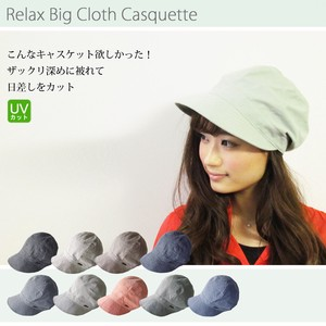 Casquette Hats & Cap Relax Closs Casquette S/S Cotton
