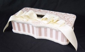 Princes Interior Tissue Box Ribbon