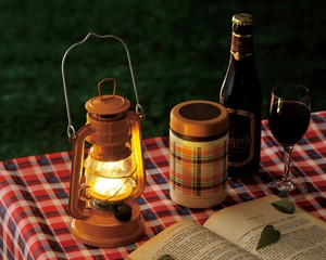 Warm Wool LED Lantern 5 Colors