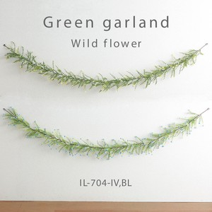 1 Pc Green Garland