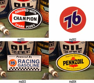 Racing Sticker Water Resistant Processing