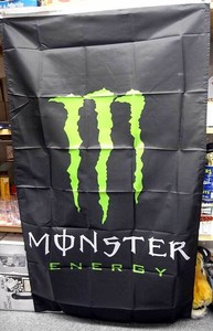Flag Monster Energy American Flag