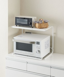 Kitchen Microwave Oven Rack Expansion Type