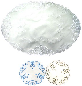 Embroidery Place Mat Circle