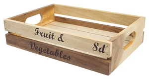Tissue Design Tray Fruit Vegetable Box