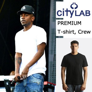 Premium Short Sleeve T-shirt Crew Neck Tea