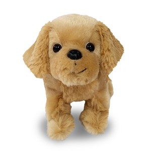 Premium Puppy Golden Retriever (Plush dog / Stuffed Toy)