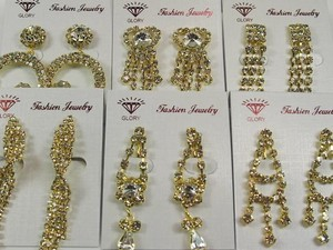Party Earring Specification 20 Types Assort