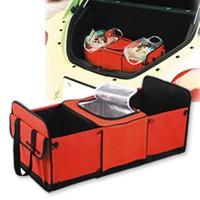 Storage Box Cooler Box Red