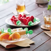 Fruit Ice Tray