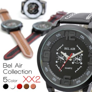 Solid Index Characteristic Casual Men's Wrist Watch