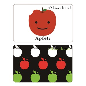 Apple 2 Pcs Card SEAL