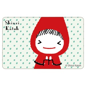 Little Red Riding-Hood Chong 1Sheet Card SEAL