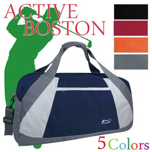 Large capacity Tea Overnight Bag Boston