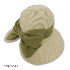 Chiffon Ribbon Down Hat