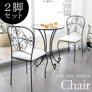 Chair 2 Pcs Set