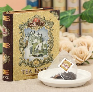 【Tea Book Collection】セイロンティー vol.2(10g/tetra bag5袋入り)【ギフト/紅茶】