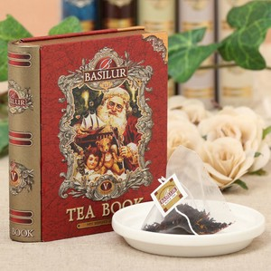【Tea Book Collection】セイロンティー vol.5(10g/tetra bag5袋入り)