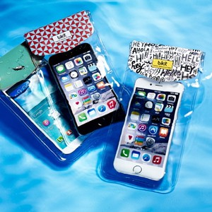 Inch Smartphone Fashion Waterproof Pouch Casual Big