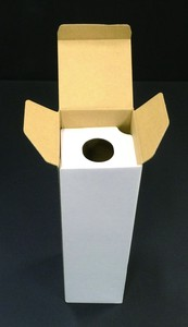 Cardboard Box Bottle