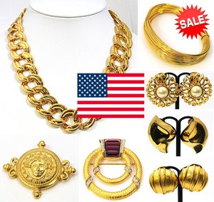 Bubble Specification America Gold Accessory Assort 10 Pcs