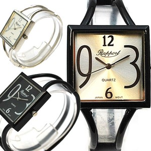 Metal Bangle Watch Color Ladies Wrist Watch