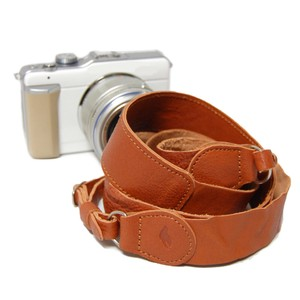 Wash Leather Camera Strap