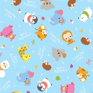 Wrapper Wrapper Baby Animal Half Sheet Whole Sheet