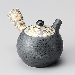 TOKONAME ware Yuzen Japanese Tea Pot