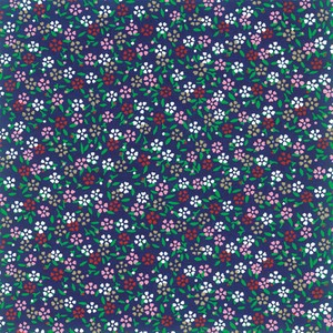 Yuzen Japanese Paper Nadeshiko Whole Sheet Half Sheet B4