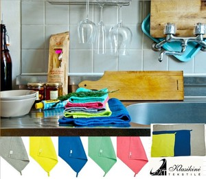 【 GENIAL】 GENIAL KITCHEN CLOTH 30x30cm Lithania Linen