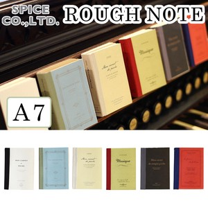 ROUGH NOTE A7 SIZE
