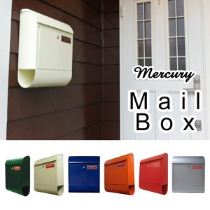Items Mercury Mail Box